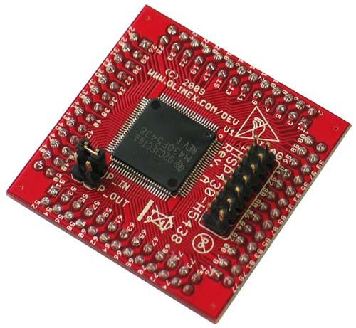 MK MSP430