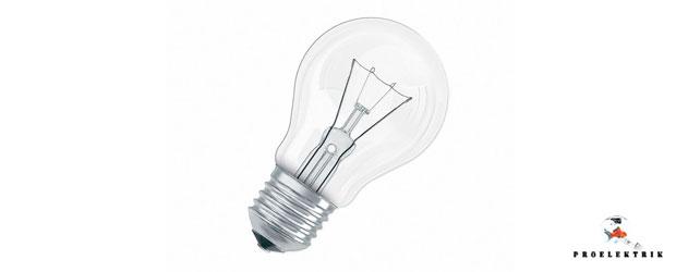 Как работает лампочка