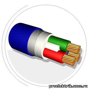 Цветовая идентификация кабеля