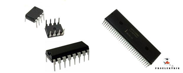 DIP корпус для микросхем